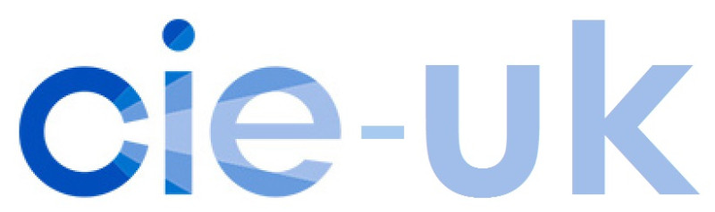 CIE-UK logo